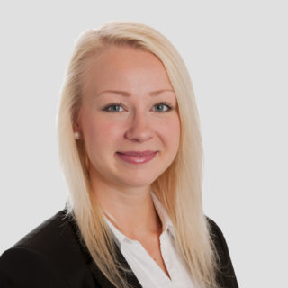 Sallier Immobilien Auszubildende Catharina Gladziejewski