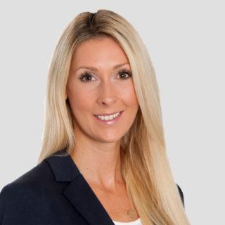 Sallier Immobilien Mitarbeiterin Sarah Trodd Assistenz der Geschäftsleitung und Verkaufsassistenz