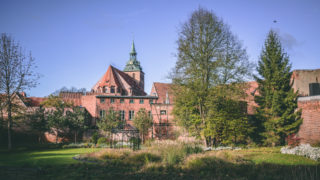Garten des Bauprojekt Haus Neue Sülze von Sallier Immobilien